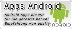 Unsere empfehlung: Android Handy Apps